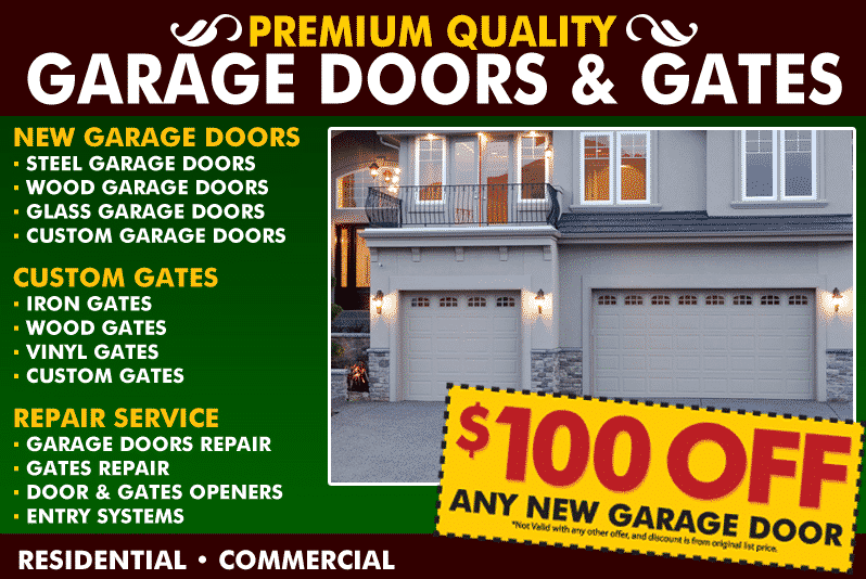 garage door repair Hawthorne